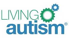 Living autism logo